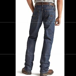 Ariat M4 Low Rise Bootcut Work Jeans 36/32